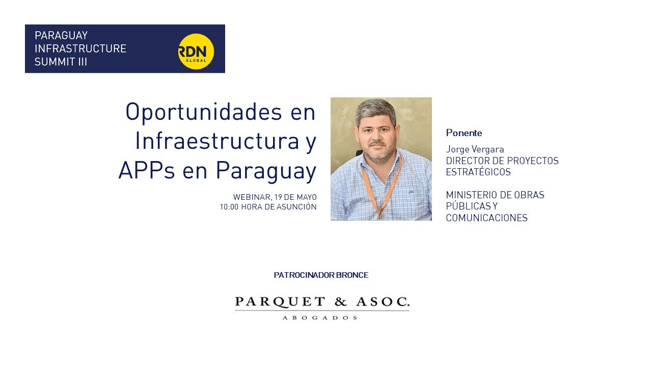 Oportunidades en Infraestructura y APPs en Paraguay